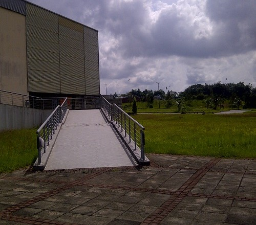Campus Environment at the BAU Take-Off Site